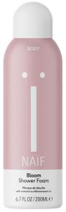 Naïf Shower Foam Bloom (200mL)