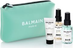 Balmain Limited Edition Cosmetic Bag SS20 Green