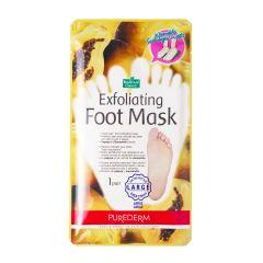Purederm Exfoliating Foot Mask Large