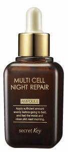 Secret Key Multi Cell Night Repair Ampoule (50mL)