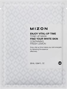 Mizon Enjoy Vital-Up Time Tone Up Mask (25mL)