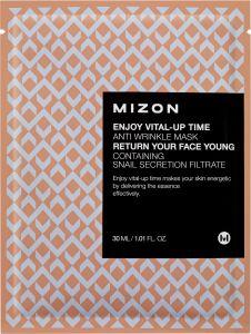 Mizon Enjoy Vital-Up Time Anti-wrinkle Mask (30mL)
