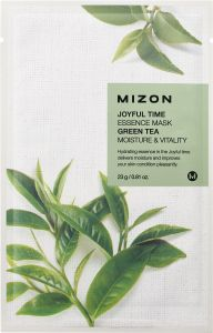 Mizon Joyful Time Essence Mask Green Tea (23mL)
