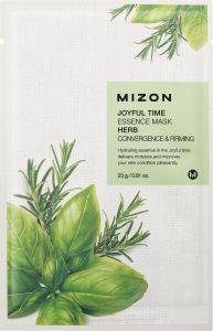 Mizon Joyful Time Essence Mask Herb (23mL)