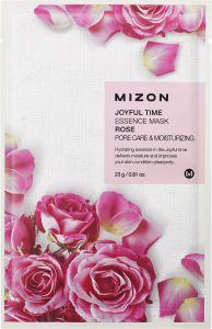 Mizon Joyful Time Essence Mask Rose (23mL)