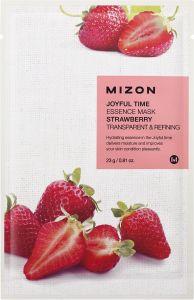 Mizon Joyful Time Essence Mask Strawberry (23mL)