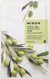 Mizon Joyful Time Essence Mask Olive (23mL)