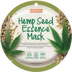 Purederm Hemp Seed Essence Mask (18g)