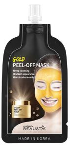 Beausta Gold Peel Off Mask (20mL)