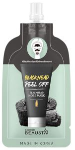 Beausta Blackhead Nose Mask (15mL)