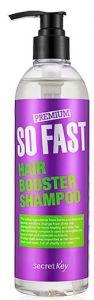 Secret Key So Fast Hair Booster Sampoo (360mL)