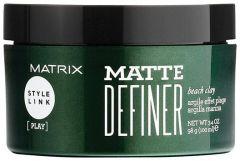 Matrix Style Link Matte Definer Beach Clay (100mL)