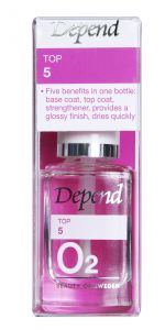 Depend O2 Top 5 (11mL)