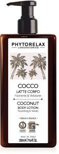 Phytorelax Coconut Body Lotion (250mL)