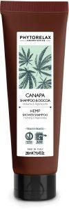 Phytorelax Hemp Shower Shampoo (250mL)