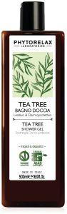 Phytorelax Tea Tree Shower Gel (500mL)