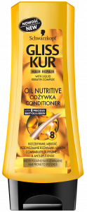 Gliss Kur Conditioner Oil Nutritive (200mL)