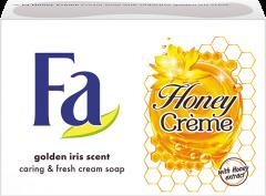 Fa Bar Soap Honey Creme (90g)