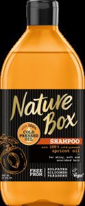 Nature Box Shampoo Apricot (385mL)