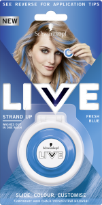 Schwarzkopf Live Cushions (3.5g) Icy Blue