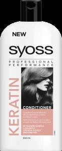 Syoss Conditioner Keratin Hair Perfection (500mL)