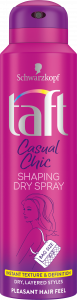 Taft Shaping Dry Spray Casual Chic Texture (150mL)