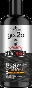 Got2b Shampoo Phenomenal Deep Cleansing (250mL)