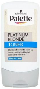 Palette Deluxe Blond Toner (150mL) Platinum Blond