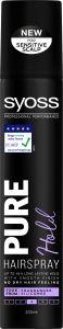 Syoss Styl. Hairspray Pure Hold (200mL)