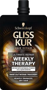 Gliss Kur Treatment Pouch Ultimate Repair (50mL)