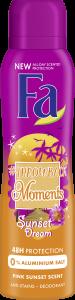 Fa Deodorant Sunset Love (150mL)