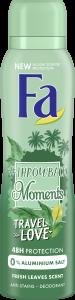 Fa Deodorant Travel Love (150mL)