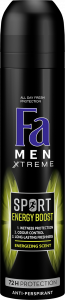 Fa Sport Boost Fa Men Deodorant (250mL)