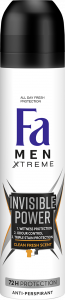 Fa Invisible Power Fa Men Deodorant (250mL)