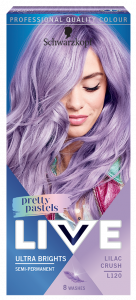 Schwarzkopf Live Ultra Brights Pretty Pastels L120 Lilac Crush