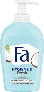 Fa Liquid Soap Hygiene & Fresh Coconut With Antibacterial Effect (250mL)