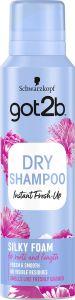Got2b Dry Shampoo Foam (150mL)