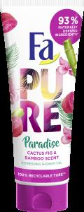 Fa Shower Gel Pure Paradise Cactus&Bamboo (200mL)