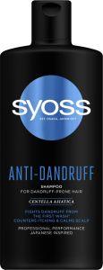 Syoss Shampoo Anti Dandruff (440mL)