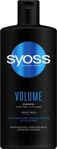 Syoss Shampoo Volume Collagen&Lift (440mL)