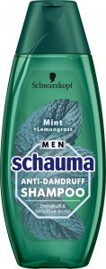Schauma Men Shampoo Anti-dendruff And Mint (400mL)
