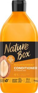 Nature Box Conditioner With Argan Oil (385mL)