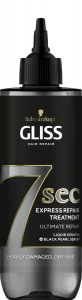 Schwarzkopf Gliss Express Repair 7 Seconds Ultimate Repair (200mL)