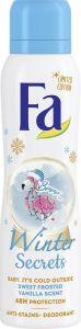 Fa Deodorant Winter Secrets Frosted Vanilla (150mL)