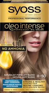Syoss Oleo Intense 8-50 Natural Ashy Blond