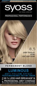 Syoss Color 8-5 Light Ashy Blond