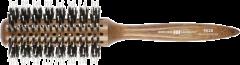 Hercules Sägemann Round brush with pure boar bristles in high density L-247mm Ø66mm 9028