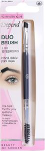 Depend 2 in 1 Eyebrow Brush