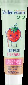 Vademecum Biokids Strawberry Toothpaste (50mL)