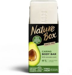 Nature Box Body Bar With Avocado Oil (100g)